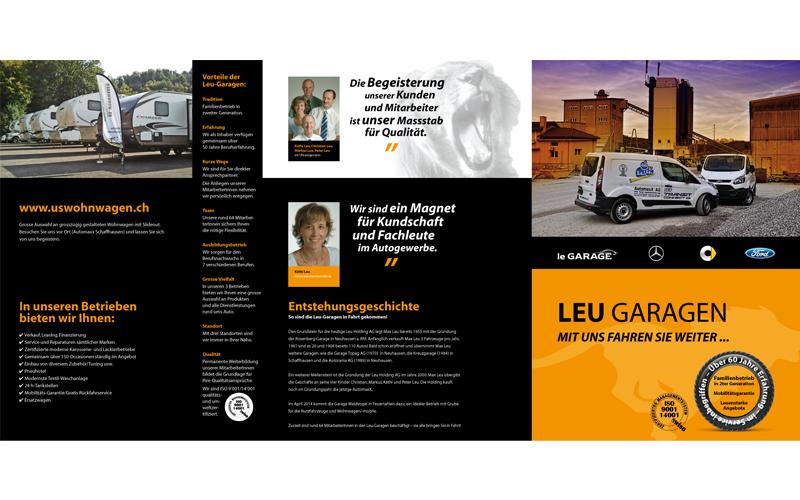 Automaxx Wickelfalz-Flyer Seite 1