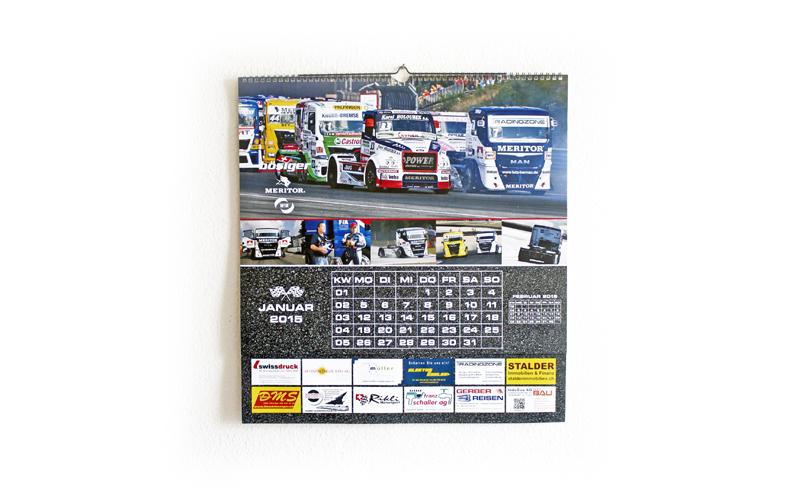 Bössiger Kalender 2015