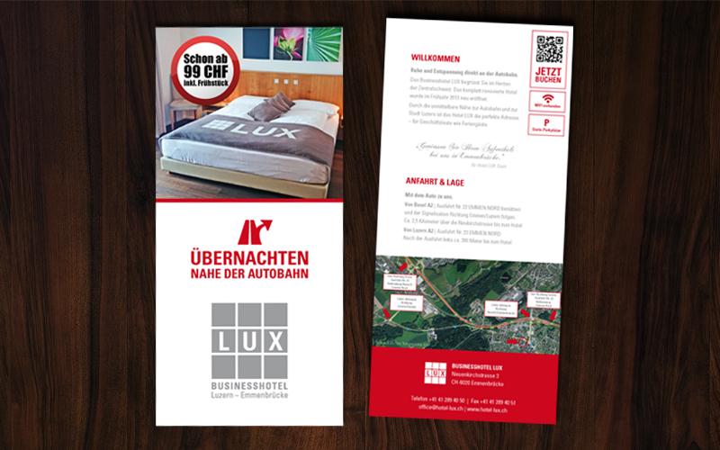Hotel Lux Handout