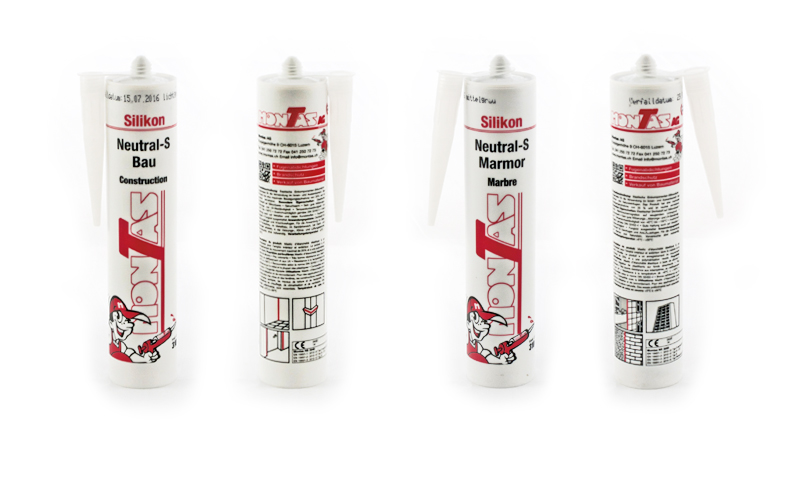 Montas AG | Kartuschen Verpackung