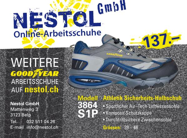 Nestol GmbH | OH-Inserat