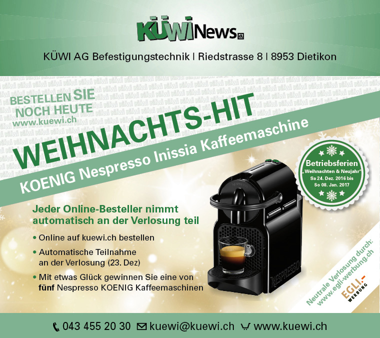 Küwi News | Newsletter | Marketing