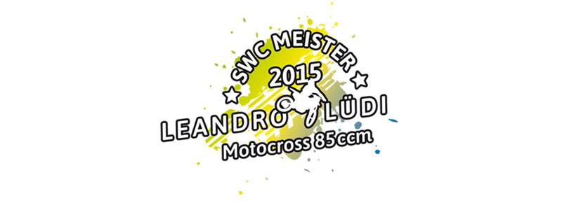 Logodesign für Leandro Lüdi durch Egli-Werbung