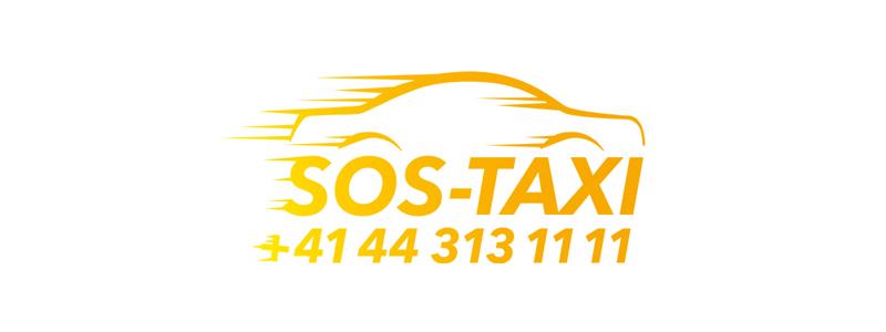 SOS-Taxi | Logodesign