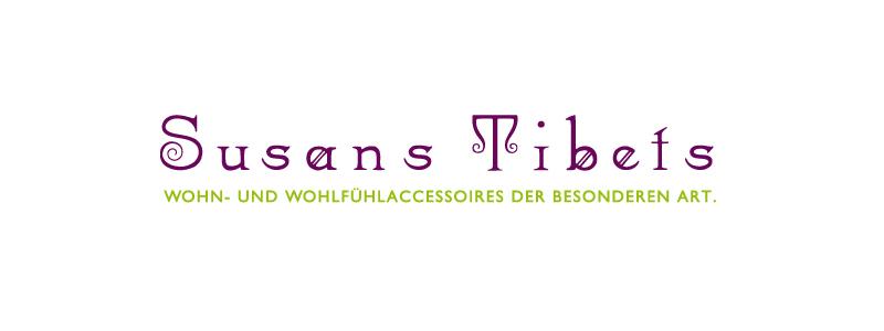 Susans Tibets | Logodesign