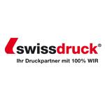 Swissdruck Logo Kunde
