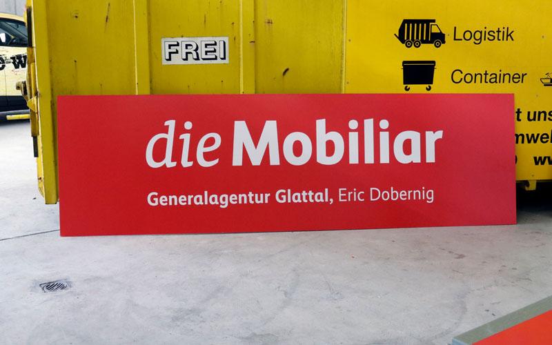Neue Banden für die Volleyballmanschaft Volero Zürich