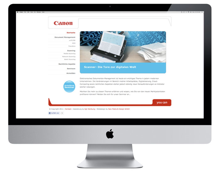 Canon Microsite | youscan.ch